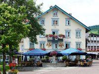 Urlaub Reisen  Deutschland Bayern Oberstaufen Hotel Adler