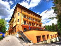 Urlaub Reisen  Österreich Salzburger Land Bad Gastein - Bad Hofgastein Hotel Euro Youth Krone