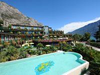 Urlaub Reisen  Italien Venetien Limone Hotel Alexander