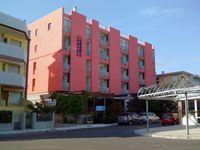 Urlaub Reisen  Italien Venetien Grado Hotel Europa Grado
