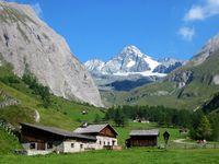Urlaub Reisen  Österreich Osttirol Kals am Großglockner