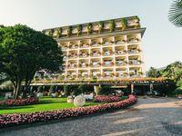 Urlaub Reisen  Italien Piemonte Stresa Hotel La Palma
