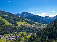 Urlaub Reisen  Italien Südtirol St. Christina