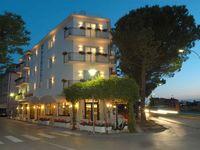 Urlaub Reisen  Italien Venetien Caorle Hotel Meduna