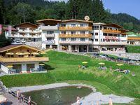 Urlaub Reisen  Österreich Tirol Söll Hotel Berghof