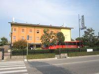 Urlaub Reisen  Italien Venetien Peschiera del Garda Hotel San Benedetto