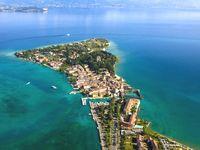 Urlaub Reisen  Italien Venetien Sirmione