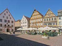 Urlaub Reisen  Deutschland Baden-Württemberg Bad Mergentheim