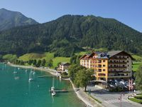 Urlaub Reisen  Österreich Tirol Pertisau Hotel Post am See