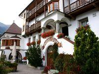 Urlaub Reisen  Italien Südtirol St. Valentin auf der Haide Hotel Post