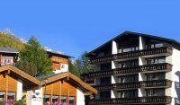 Urlaub Reisen  Schweiz Wallis Saas-Fee Residence Hotel Atlantic