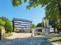 Urlaub Reisen  Deutschland Bayern Bad Füssing Hotel Schweizer Hof Thermal und Vital Resort