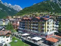 Urlaub Reisen  Italien Trentino Molveno Alpenresort Belvedere SPA-Gourmet-Dolomiti