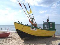 Urlaub Reisen  Polen Polnische Küste Mielno