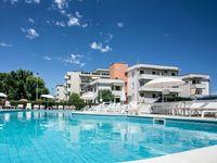 Urlaub Reisen  Italien Venetien Rimini Park Hotel Serena