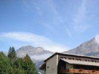 Urlaub Reisen  Schweiz Wallis Saas-Fee Hotel Bristol