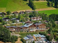 Urlaub Reisen  Österreich Salzburger Land Zell am See Garten Hotel Daxer