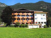 Urlaub Reisen  Österreich Tirol Breitenbach Gasthof Kaiserblick