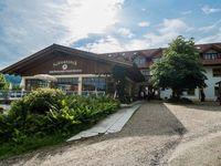 Urlaub Reisen  Deutschland Bayern Lohberg Panorama Apartmenthotel Schwarzeck