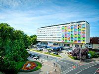 Urlaub Reisen  Polen Polnische Küste Kolberg Hotel New Skanpol