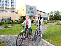 Urlaub Reisen  Polen Polnische Küste Kolberg Hotel Arka Medical Spa