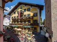 Urlaub Reisen  Österreich Salzburger Land Zell am See Hotel Lebzelter