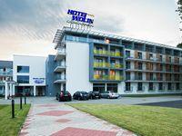 Urlaub Reisen  Polen Polnische Küste Misdroy Hotel Wolin
