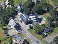 Urlaub Reisen  Deutschland Sachsen Oberwiesenthal Hotel Schwarzes Ross