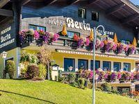 Urlaub Reisen  Österreich Tirol Waidring Hotel Pension Berta