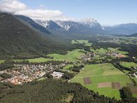 Urlaub Reisen  Österreich Tirol Obsteig