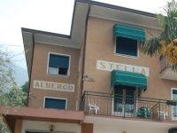 Urlaub Reisen  Italien Venetien Malcesine Hotel Stella Alpina