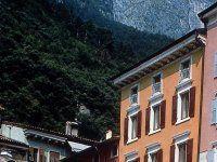 Urlaub Reisen  Italien Venetien Riva del Garda Hotel Portici