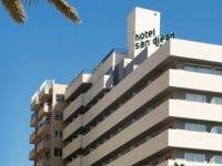 Urlaub Reisen  Spanien Balearen El Arenal Hotel San Diego