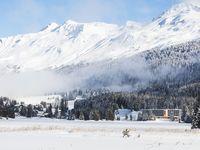 Urlaub Reisen  Schweiz Graubünden Lenzerheide Revier Mountain Lodge Lenzerheide