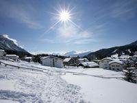 Urlaub Reisen  Schweiz Graubünden Lenzerheide