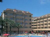 Urlaub Reisen  Spanien Festland Santa Susanna Hotel Florida Park