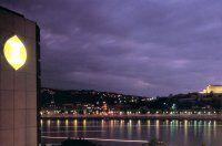 Urlaub Reisen  Ungarn Mittelungarn Budapest (Städtereise) Hotel Intercontinental