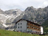 Urlaub Reisen  Österreich Steiermark Ramsau am Dachstein Berghotel Dachstein