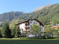 Urlaub Reisen  Österreich Tirol Feichten im Kaunertal Hotel Kaunertalerhof