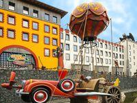 Urlaub Reisen  Deutschland Niedersachsen Soltau Heide Park Resort Abenteuerhotel