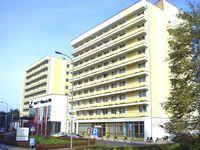 Urlaub Reisen  Polen Polnische Küste Misdroy Hotel Vestina