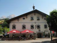 Urlaub Reisen  Österreich Salzburger Land Maria Alm Landgasthof Almerwirt