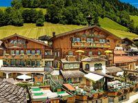 Urlaub Reisen  Österreich Salzburger Land Dorfgastein Landhotel Hauserbauer