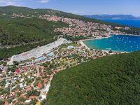 Urlaub Reisen  Kroatien Istrien Rabac Mobilehomes Camping Oliva (HP)
