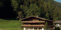 Urlaub Reisen  Österreich Salzburger Land Saalbach-Hinterglemm Bauernhof Wiesergut