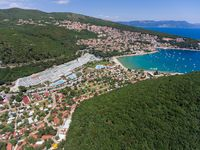 Urlaub Reisen  Kroatien Istrien Rabac Mobilehomes Camping Oliva (OV)