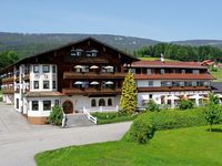 Urlaub Reisen  Deutschland Bayern Neureichenau Hotel Bergland Hof