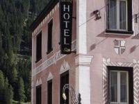 Urlaub Reisen  Schweiz Graubünden Davos Hotel Alte Post