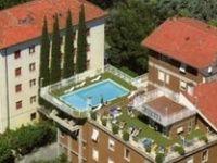 Urlaub Reisen  Italien Toskana Chianciano Terme  Hotel Minerva