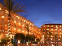 Urlaub Reisen  Spanien Kanaren Maspalomas Hotel Dunas Mirador